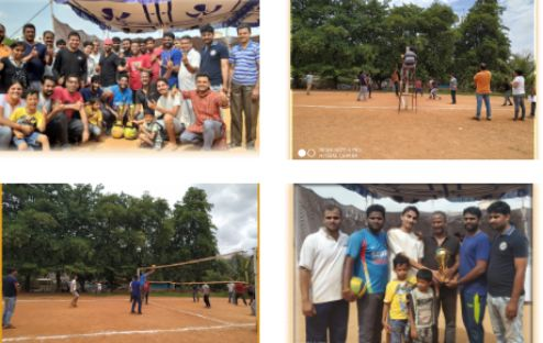 Technoforte Volleyball League '19
