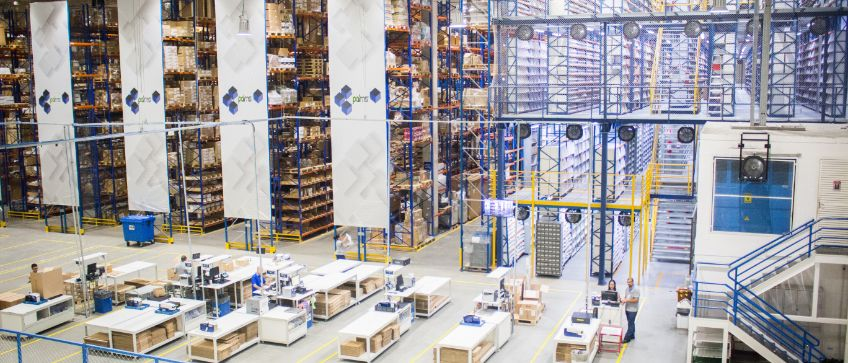 Warehouse Management System - Palms™